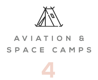 Aviation & Space Camps | 4