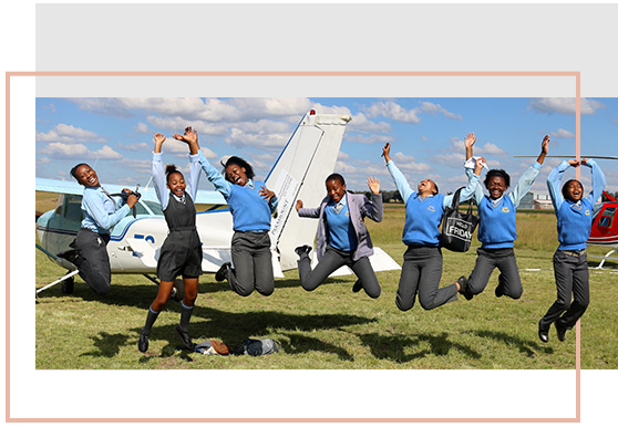 Fly for STEM Africa Image