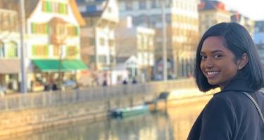 ALUMNI STORIES: Siantha Pillay